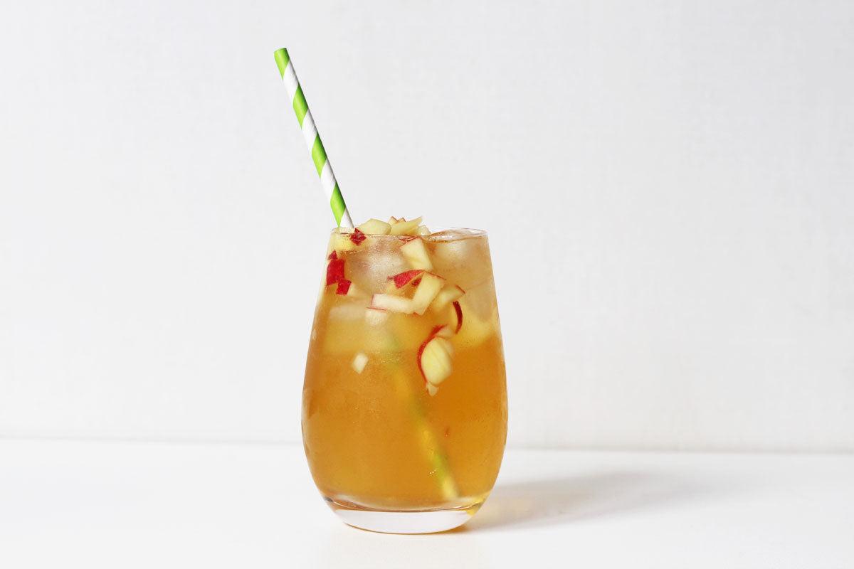 Apple chai sparkling water recipes