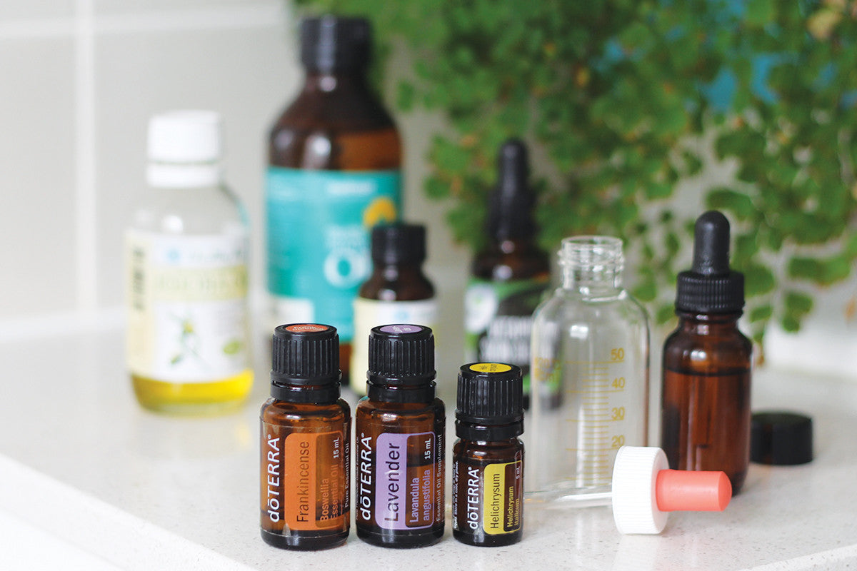Homemade face serum recipe