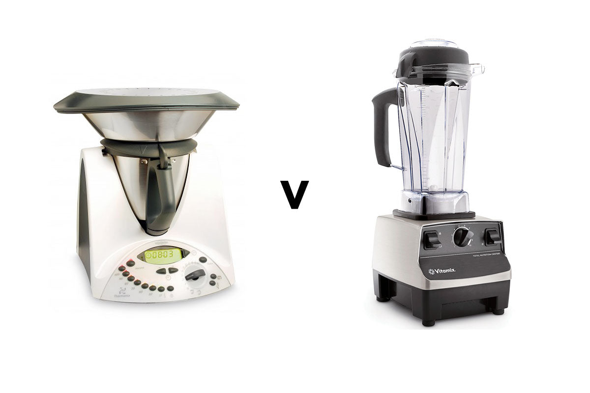 Thermomix versus Vitamix - a personal opinion (only ...