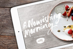 A Nourishing Morning eBook