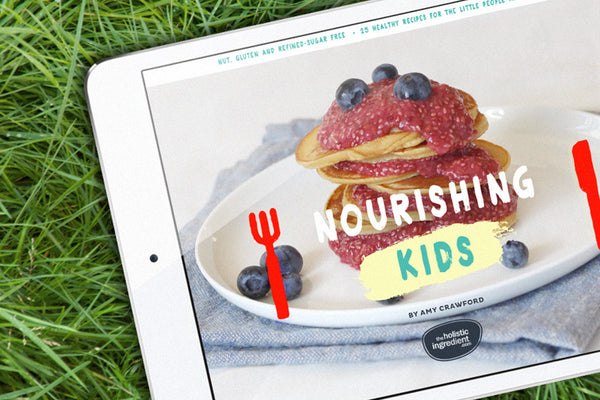 Nourishing Kids eBook