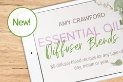 Essential Oil Diffuser Blends eBook