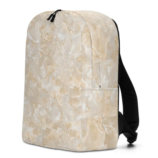 Backpack Minimalist | Gold Marble | ACES INFINITY