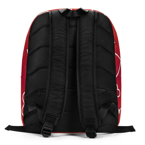 Backpack Minimalist | Red | ACES INFINITY