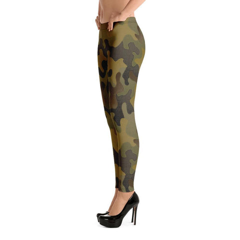 Fashion Leggings | Camouflage | Special Camouflage | ACES