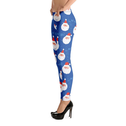 Fashion Leggings | Christmas Series #2 | Blue | ACES