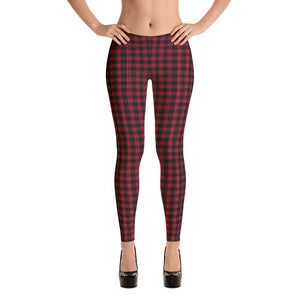 Fashion Leggings | Fancy | Retro Checkers | ACES INFINITY