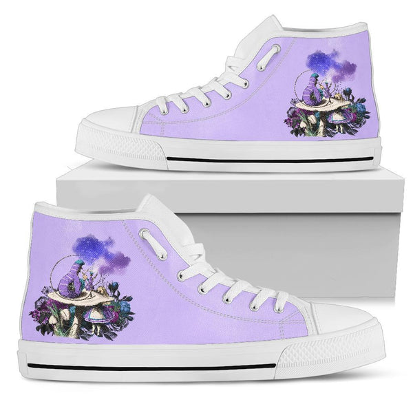 High Top Sneakers - Alice in Wonderland Gifts #21