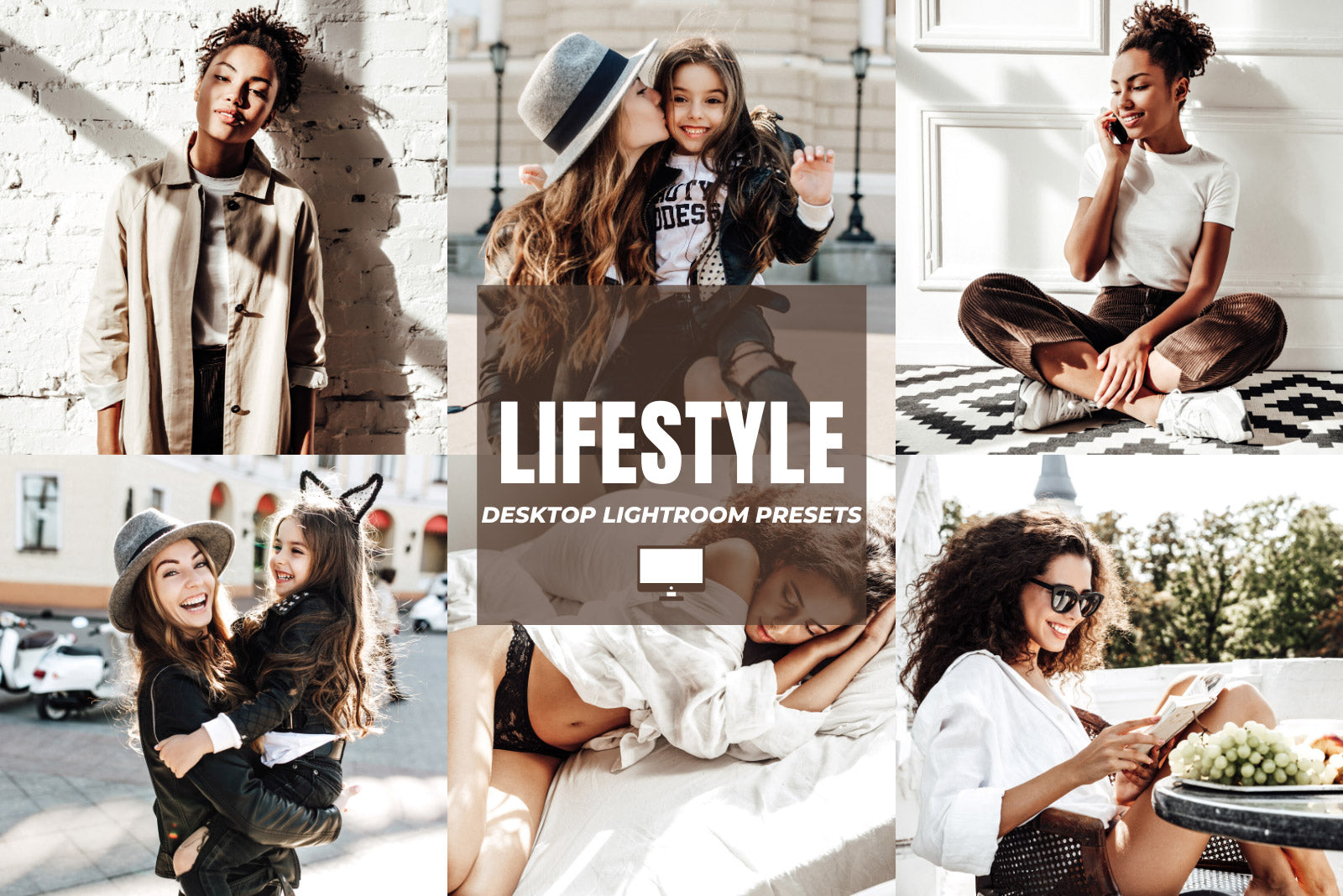 LIFESTYLE DESKTOP LIGHTROOM PRESETS by The Viral Presets