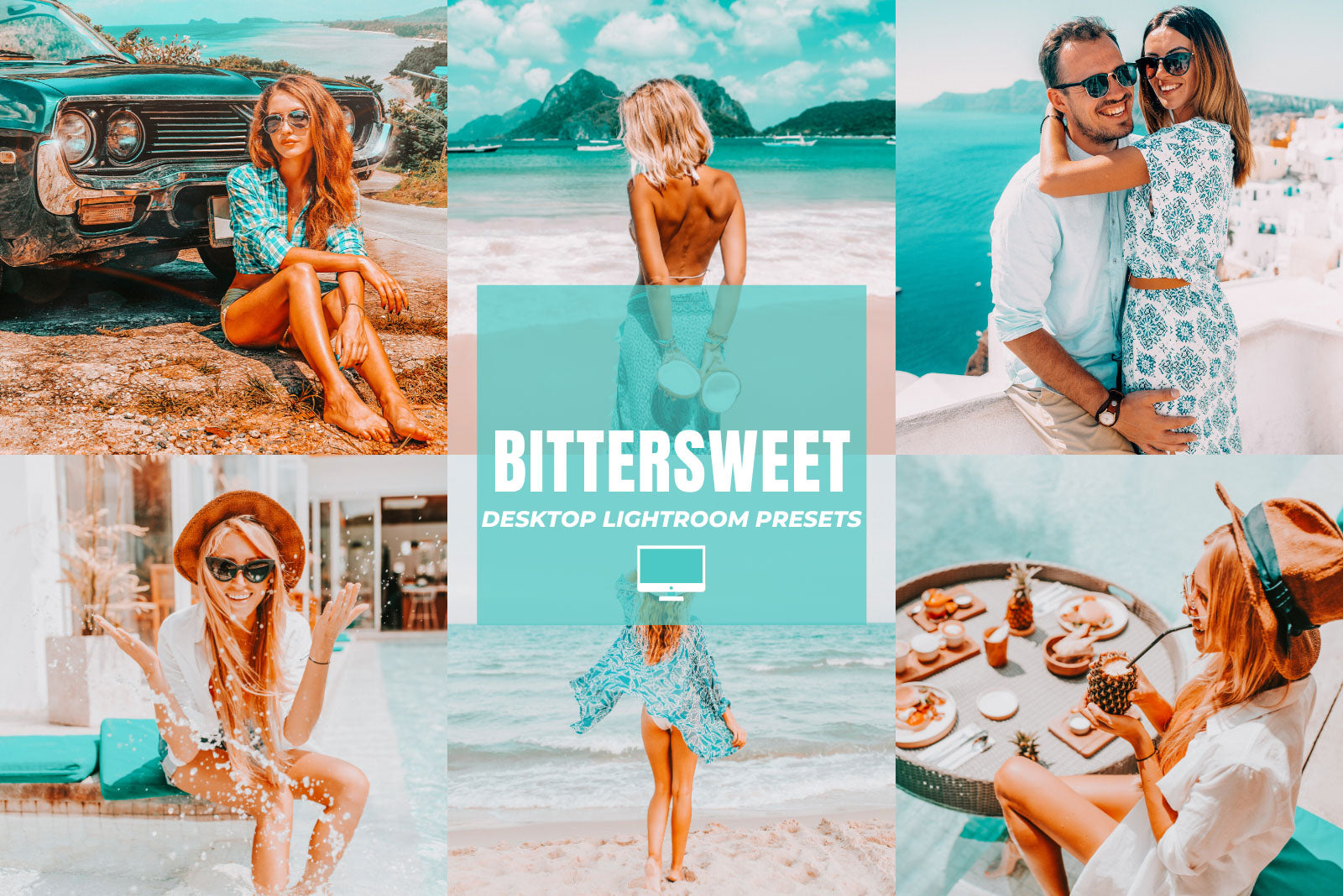 BITTERSWEET DESKTOP LIGHTROOM PRESETS by The Viral Presets