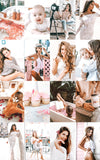 LIGHT & AIRY DESKTOP LIGHTROOM PRESETS by The Viral Presets