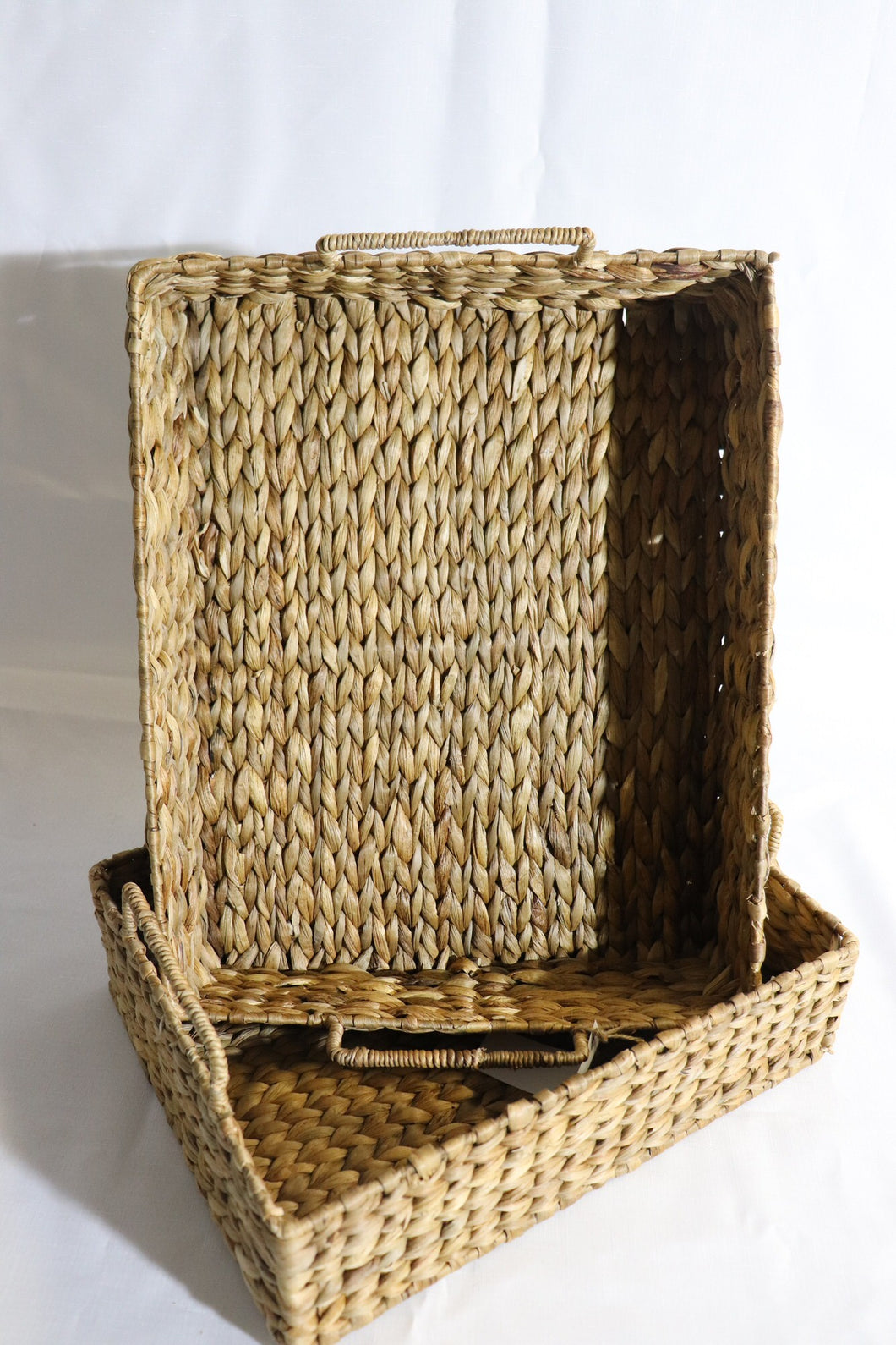 Woven Serving Trays
