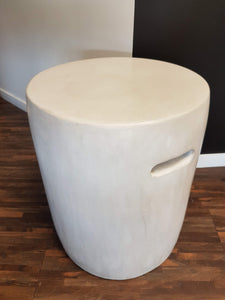 Concrete Stool/SideTable