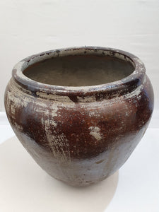 Wide Mouth Pot