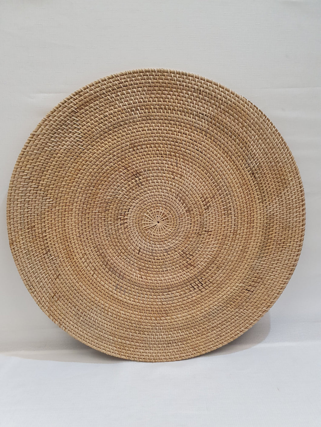 Rattan Natural Wall Art