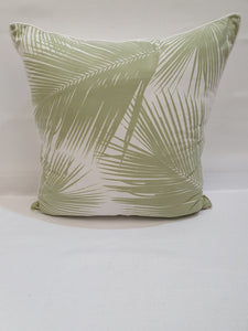Sage Palm Cushion
