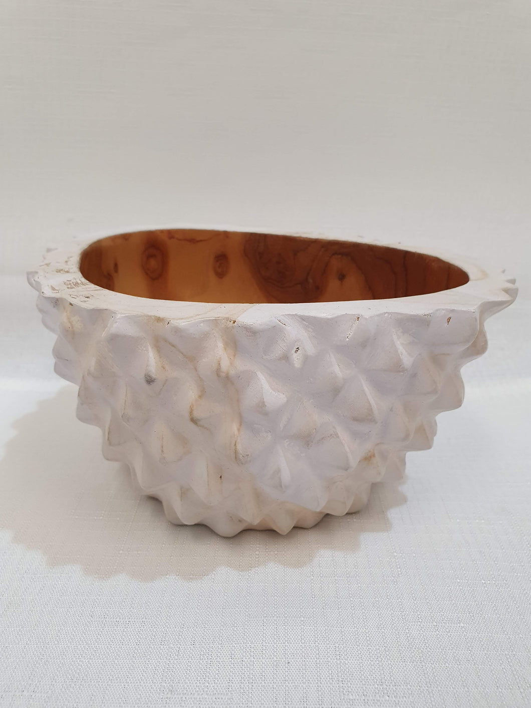 Durian Bowl White