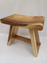 Load image into Gallery viewer, Mango Wood Stool