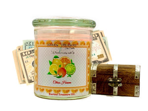 Citrus Heaven Cash Candle