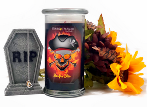 Bonfire Bliss Treasure Candle
