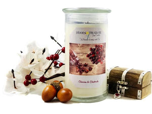 Cherries and Chestnuts Treasure Candle