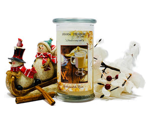Butterscotch Rum Surprise Candle