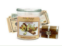 Cinnamon Vanilla Cash Candle