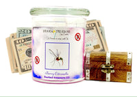 Berry Citronella Cash Candle