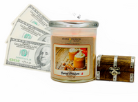 Spiced Pumpkin Latte Cash Candle