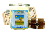 Southern Sunshine Cash Candle