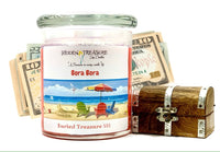 Bora Bora Cash Candle
