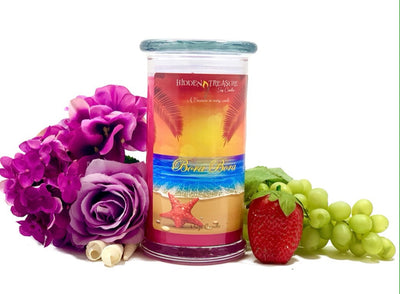 Bora Bora Surprise Candle