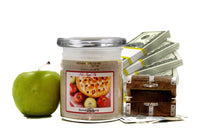 Hot Apple Pie Cash Candle