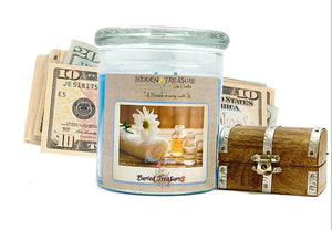 Clean Cotton Cash Candle