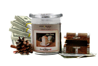 Hot Cocoa Cash Candle