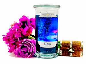 Serenity Prize Candle