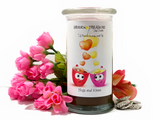 Hugs and Kisses Surprise Candle