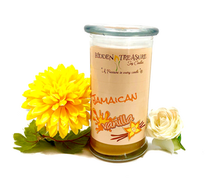 Jamaican Vanilla Surprise Candle