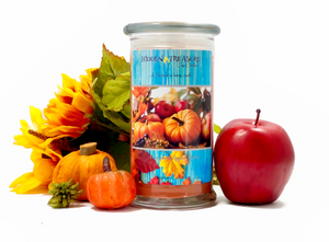 Pumpkin Apple Butter Surprise Candle