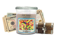 Tutti Fruity Cash Candle