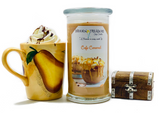 Cafe Caramel Treasure Candle