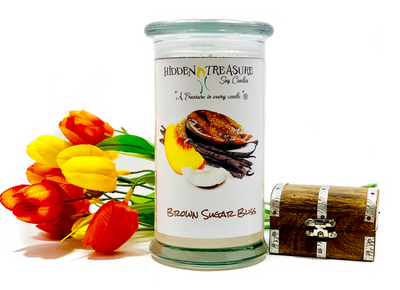 Brown Sugar Bliss Surprise Candle