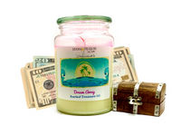 Dream Away Cash Candle