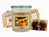 Sea Salt Caramels Cash Candle