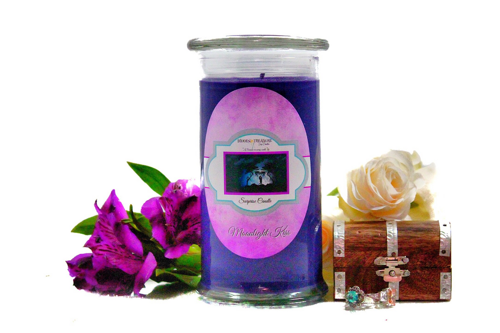 Moonlight Kiss Treasure Candle