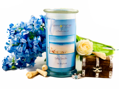 Salty Sea Air Delight Candle