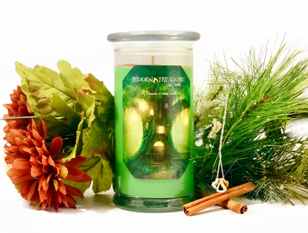 Spice of the Forest Treasure Candle