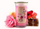 Wild Roses Treasure Candle