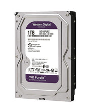 "Load image into Gallery viewer, WD 1TB - 64MB 3.5"" SATA 6Gb/s PURPLE - HDD WD10PURZ - ASME Store - Access & Security Middle East"