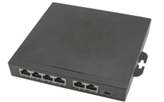 PSW-4 - PoE Switch, 4 PoE + 2 Uplink 10/100M ports - ASME Store - Access & Security Middle East